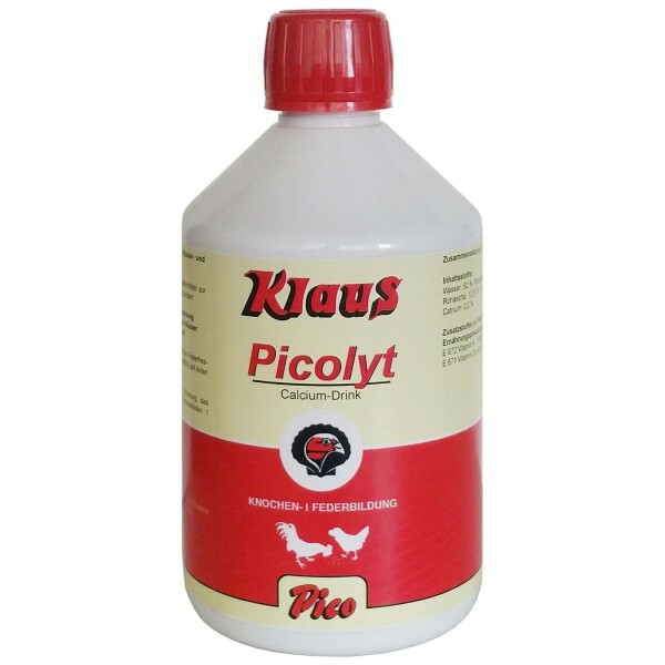 Picolyt Calcium-Drink 500 ml